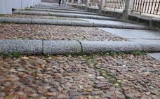 Las mil y una baldosas de Burgos
