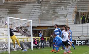 El Burgos CF es incapaz de ganar al Inter de Madrid y se sigue hundiendo