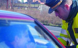 Un total de 12 positivos de alcohol y 8 de drogas, este fin de semana en las carreteras de Burgos