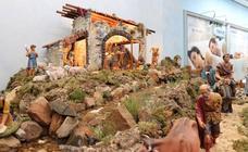 Los detalles del Belén de Don Colchón, en imágenes