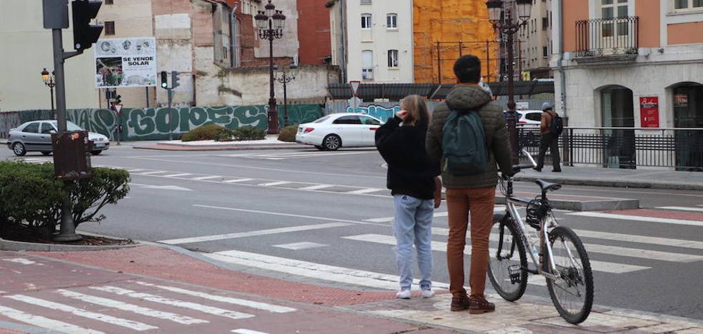 Andando Burgos pide al Ayuntamiento 21 pasos de peatones elevados