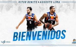 Augusto Lima y Vítor Benite, nuevas incorporaciones para el San Pablo Burgos