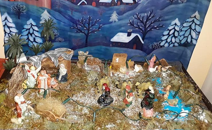 Galería de las fotos de la decoración navideña de los lectores
