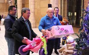 Ni un niño sin juguetes por Navidad en Burgos