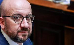 Michel abandona el Gobierno belga diez días después del cisma por el pacto migratorio
