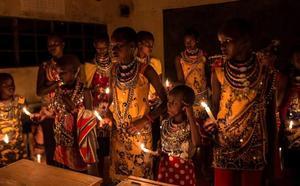 Las niñas kenianas son trasladadas a Uganda y Tanzania para la mutilación genital