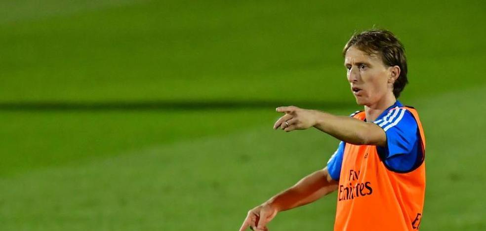 Luka Modric: «Queremos terminar este año, que ha sido perfecto, de la mejor manera posible»