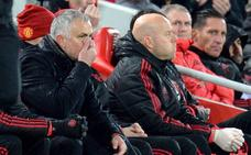 El Manchester United se harta de José Mourinho