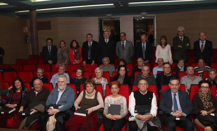 Segundo día de entrega de las distinciones de la Junta de Castilla y León en Burgos