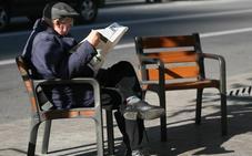 Los pensionistas vallisoletanos cobrarán 18,18 euros más al mes de media en 2019