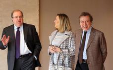 Pilar del Olmo, sobre su candidatura a la Alcaldía: «Creo que puedo hacer algo bueno por Valladolid»