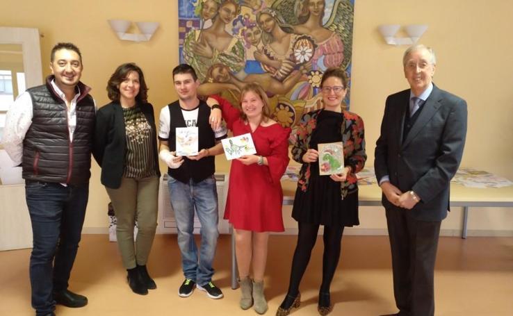 Fallados los premios del XIII Concurso de tarjetas navideñas 'Los Dinosaurios y la Navidad'