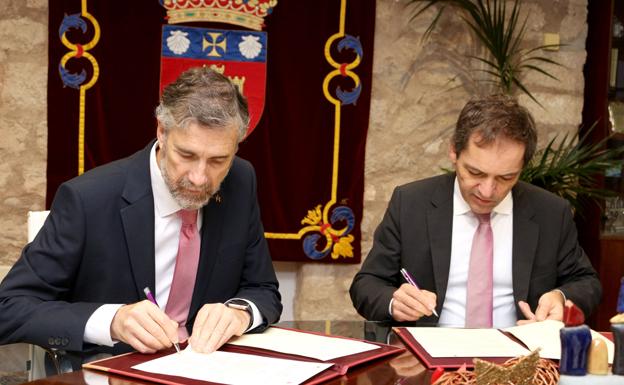 Las universidades de Burgos y Aveiro firman un convenio en el ámbito de la investigación y divulgación científica