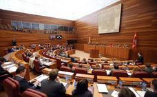 El atasco en las Cortes de Castilla y León roza ya los 2.000 asuntos pendientes