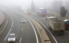 Cuidado con la niebla: así será el tiempo estos días en Castilla y León