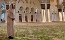 Sergio Ramos, un jeque en Abu Dhabi