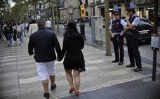 EE UU alerta a sus ciudadanos del riesgo de atentados en Barcelona estas Navidades