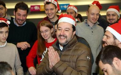 Salvini defiende que «las políticas egoístas, racistas y fascistas salvan vidas»