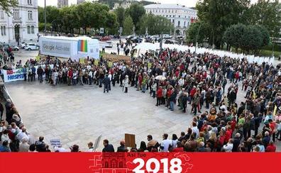 [OCTUBRE] La defensa de la sanidad rural moviliza Burgos