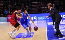 Bruno Fitipaldo, mejor jugador latinoamericano de la 13ª jornada