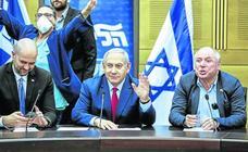 Netanyahu adelanta las legislativas