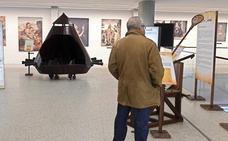 Da Vinci aterriza en Burgos con más de 60 inventos