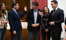 El PP presidirá la Junta de Andalucía y Ciudadanos, el Parlamento autonómico