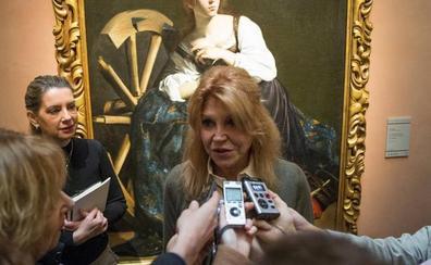 Carmen Cervera y Cultura acuerdan la enésima prórroga para decidir sobre la colección