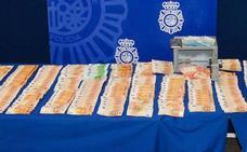 Detenido en Valladolid el presunto autor de dos robos a un estanquero y una mujer por valor de 100.000 euros