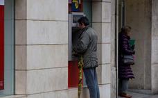 210 sucursales bancarias han echado el cierre en Burgos desde 2007