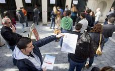 Los contratos indefinidos ganan terreno en Valladolid y crecen el 8% en 2018