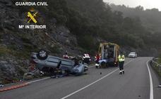 Burgos registró 21 fallecidos en accidentes de tráfico en 2018, dos víctimas menos que el año anterior