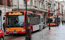 Cambios en los recorridos de buses urbanos por la Cabalgata de Reyes