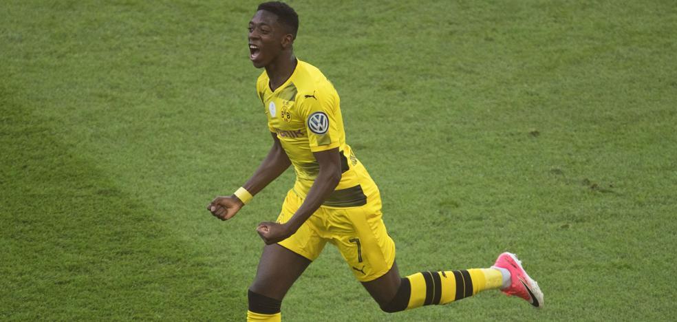 Las mayores operaciones del Borussia de Dortmund en los últimos años