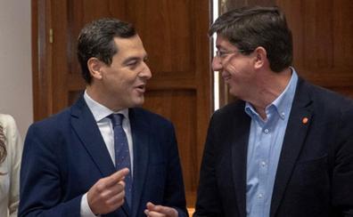 PP y Cs pactan reducir el número de consejerías y delegaciones territoriales