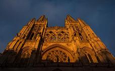 La Catedral de Burgos recibió 382.299 visitas el pasado año, un -2,7% que en 2017