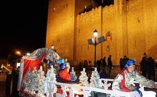 Imágenes de algunas de las cabalgatas de la provincia de Burgos