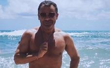 J. J. Vázquez, de vacaciones junto a Eliad Cohen, concursante en 'Supervivientes'