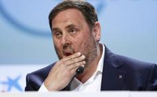 Junqueras espera «alguna propuesta» de Sánchez para apoyar los Presupuestos