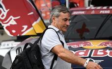 El Dakar más comprimido pone a prueba al rey Carlos Sainz