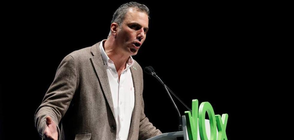 Vox insiste en su amenaza de forzar la repetición electoral en Andalucía