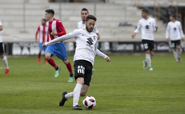 Héctor Figueroa abandona el Burgos CF