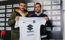 «A todos los jugadores nos gusta el Burgos»