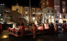 Burgos cierra una Navidad «muy completa», que congregó a más de 45.000 espectadores en la Cabalgata de Reyes
