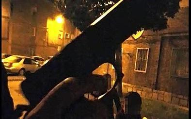 Detenido el autor de los disparos en el barrio de Pajarillos de Valladolid