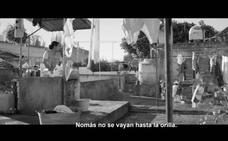 Cuarón se enoja por los subtítulos de 'Roma' al español de España