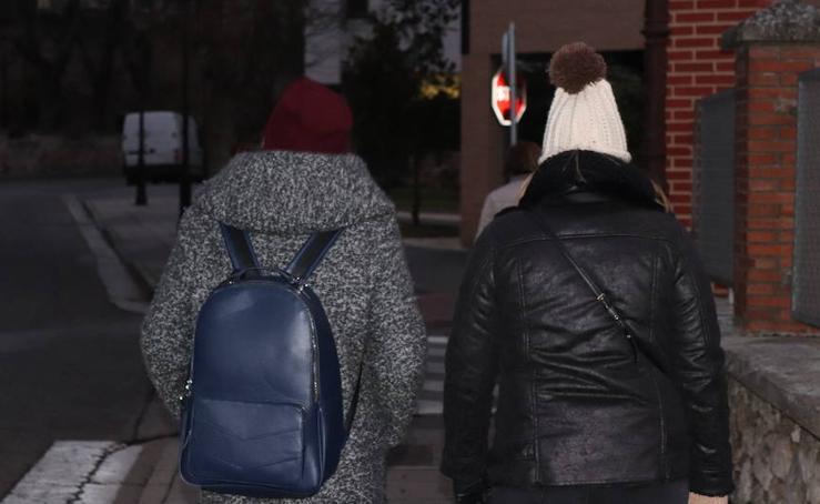 Burgos se prepara para el frío