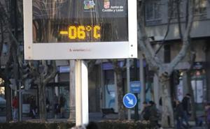 La zona de Ibérica de Burgos esta tarde en alerta amarilla por temperaturas bajas