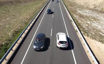 Las carreteras burgalesas registraron doce heridos, uno de ellos grave, durante la Navidad