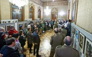 La exposición 'Ad Gloriam Dei', de Ángel Herraiz, concluye con 2.700 visitantes